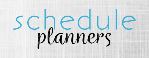 scheduleplanners